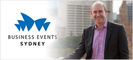 Interview: Kristian Nicholls, Business Events Sydney,