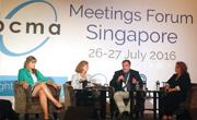 アジアにおける学協会活動をリード シンガポールにおける学協会支援政策
