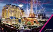 華麗なパリを再現する新リゾート 「ザ・パリジャン・マカオ」