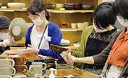 「第42回西日本陶磁器フェスタ」 新型コロナウイルス対策記